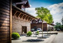 Budynek Drewniany w Stylu Górskim - Agroturystka