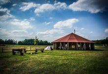 Grill Pole Namiotowe - Agroturystka
