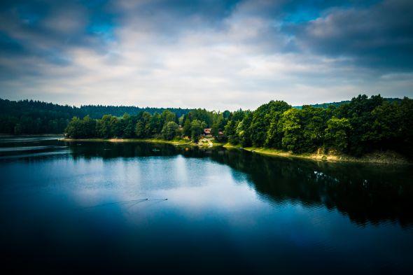 Dla wędkarzy - Jezioro - Agroturystyka