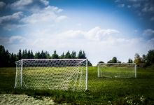 Boisko do Piłki Nożnej na Trawie - Agroturystka