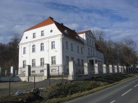 Pałac w Proszówce.