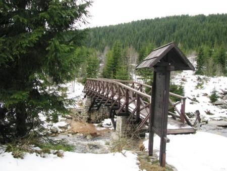 Most na Izerze.