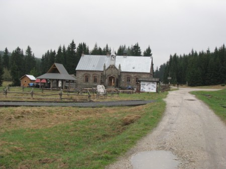 Stacja trustyczna Orle.
