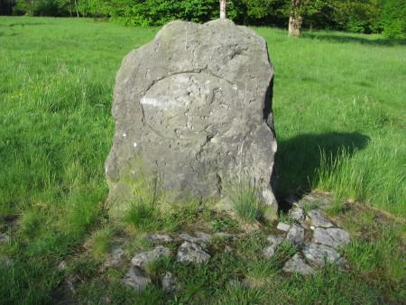 Cmentarz koni w Kliczkowie.