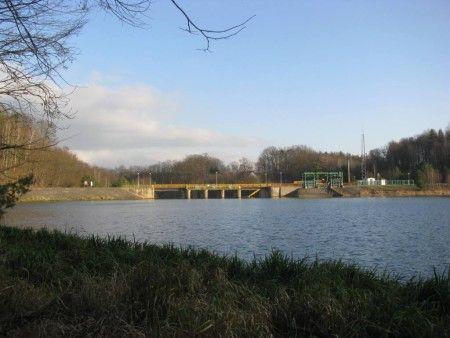 Jezioro Kliczkowskie.