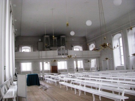 Kościół mało znany