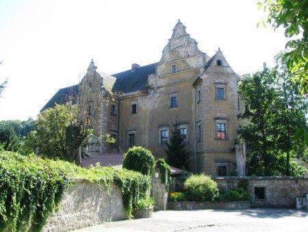 Pałac w Płakowicach.