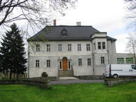 Pałac w Bukowcu.